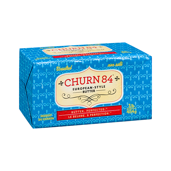 Photo of - Beurre non salé Stirling Churn84 454 g