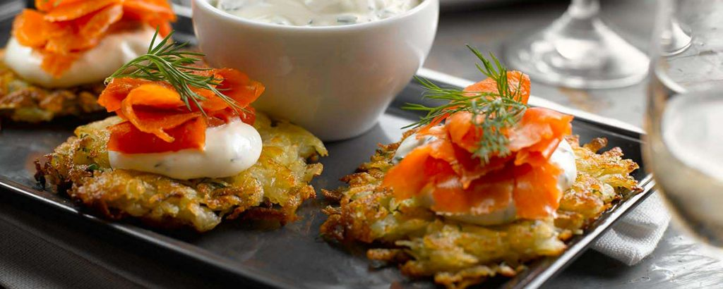 Photo for - Herbed Potato Rösti