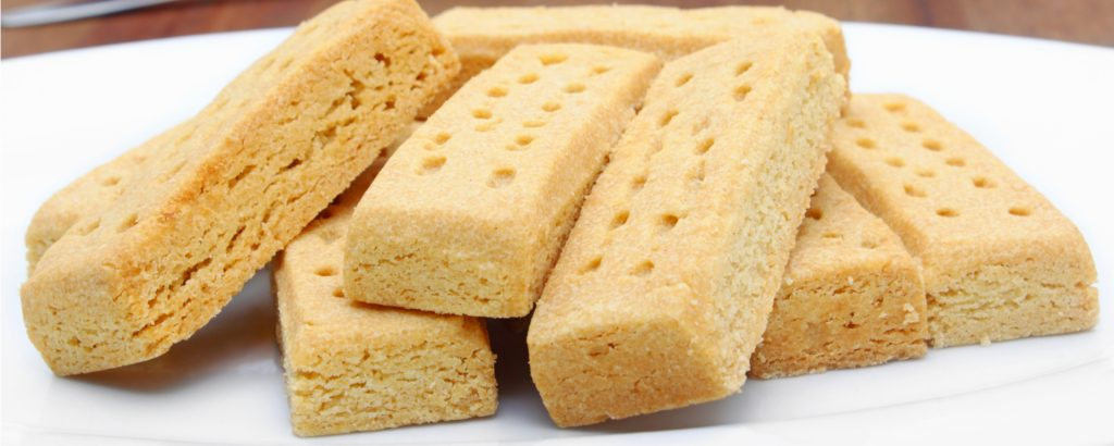 Photo for - Gluten Free Vanilla Bean Shortbread
