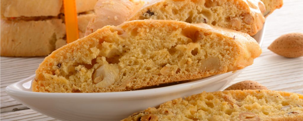 Photo for - Maple Butter Walnut Biscotti