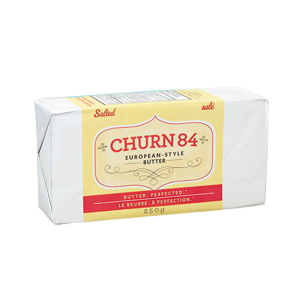 Photo of - STIRLING - Beurre Churn84 salé 250 g