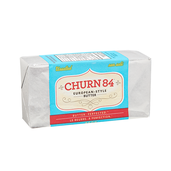 Photo of - Beurre Churn84 non salé 250 g